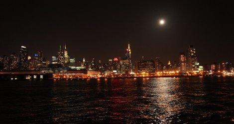 Boat Cruise Night